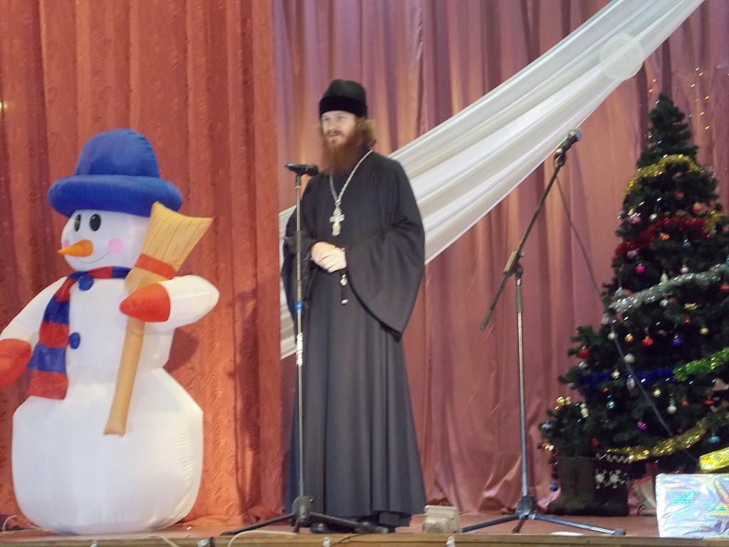 Рождество Христово на приходе Владимирского храма поселка Индустрия